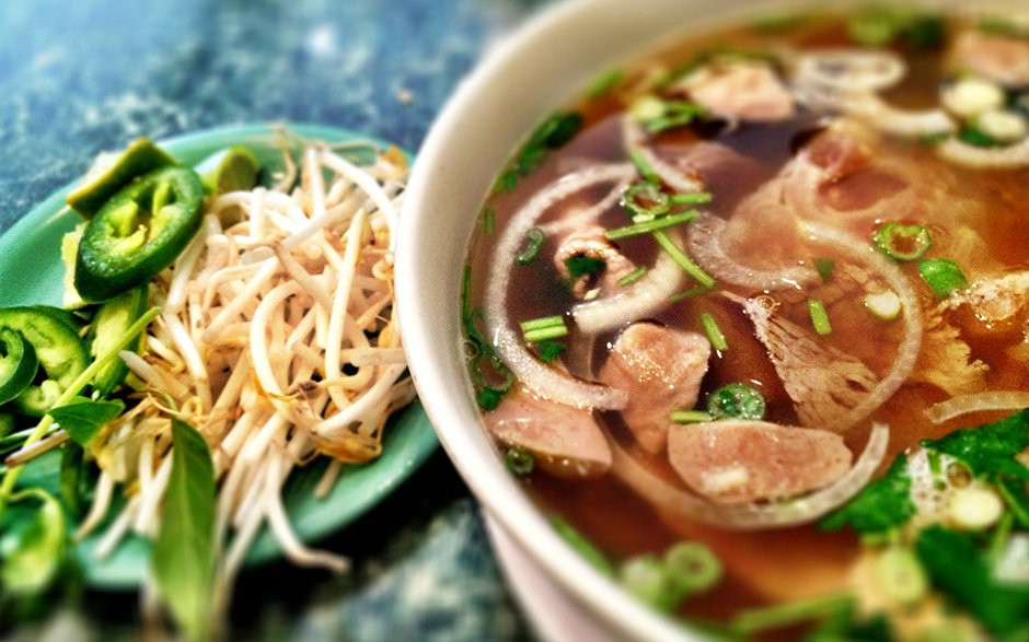 Vietnamese Pho for a healthy life