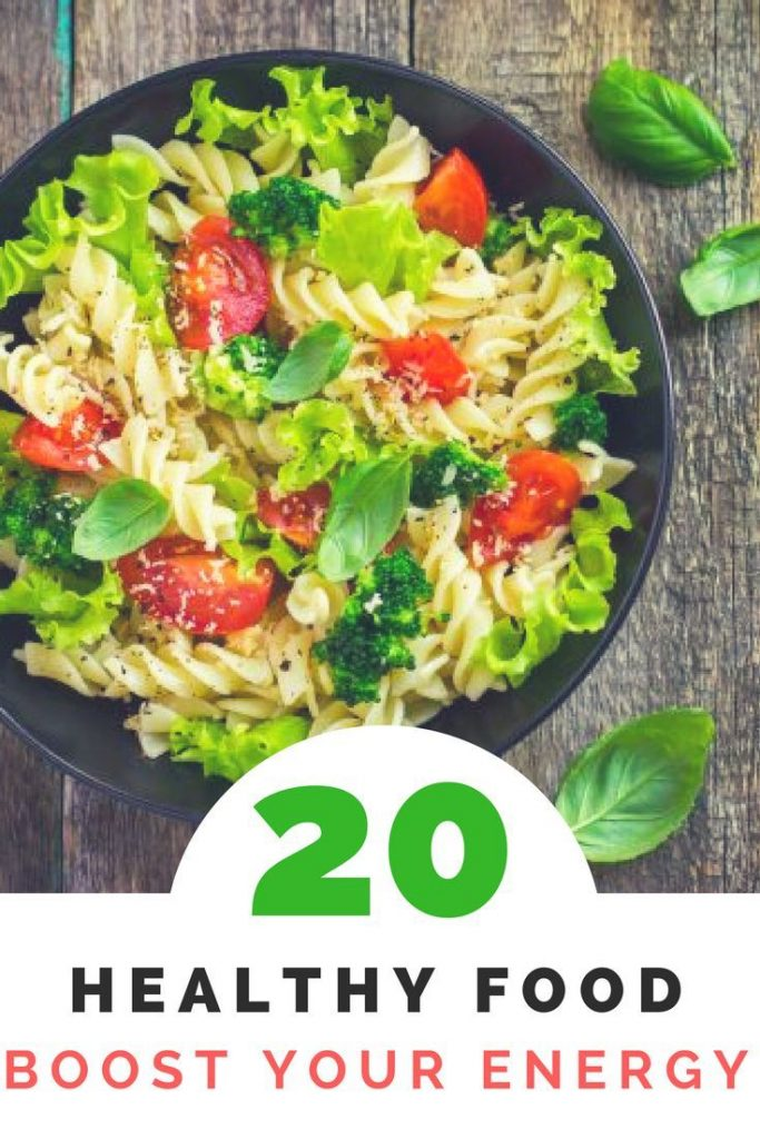 Healthy recipes with delicious foods
